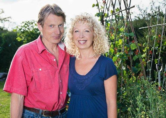 Sandwell Farmhouse Retreat & B&B: Kate and Trevor