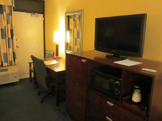 Hampton Inn Cocoa Beach/Cape Canaveral: Our room