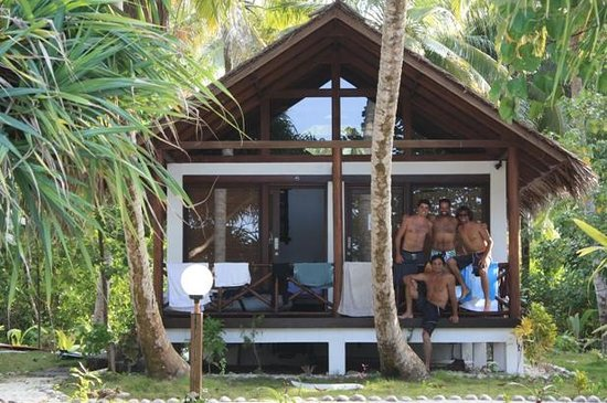 Aloita Resort & Spa: My bungalow