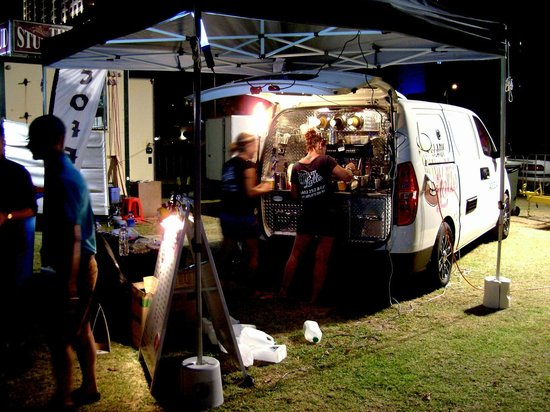 West Australian Symphony Orchestra: Mobile Food Kiosks