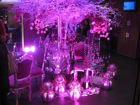 Holiday Inn Paris-St. Germain Des Pres: The X-mas decoration