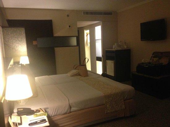 Asia Hotel Bangkok : Quarto