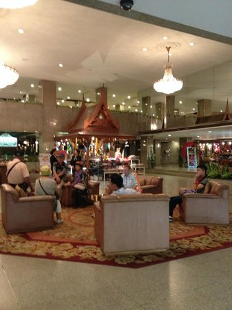 Asia Hotel Bangkok : Lobby