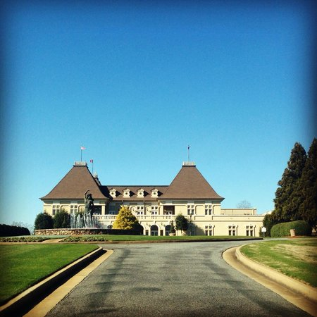 Chateau Elan Winery And Resort : Perfection!