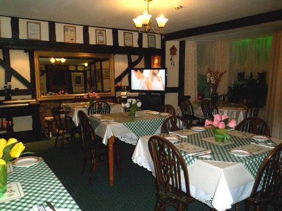 Sherwood Hotel : Breakfast Room