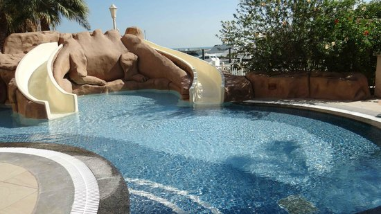 Four Seasons Hotel Doha: Children's pool