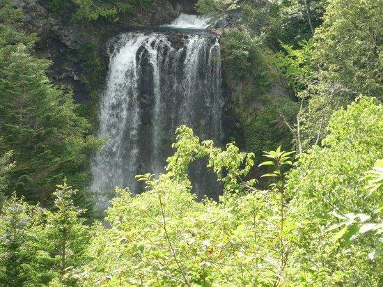 Norikura Kogen: 善五朗の滝
