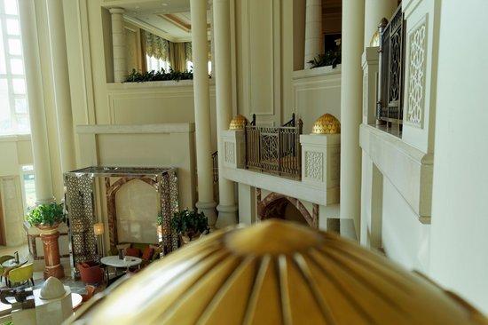 Four Seasons Hotel Doha: Luxurious interiors