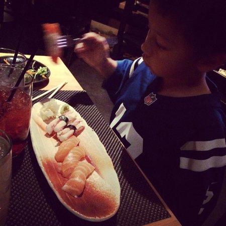 Sushi Roku: Good sushi
