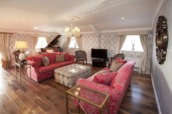 St James Hotel: Penthouse Suite