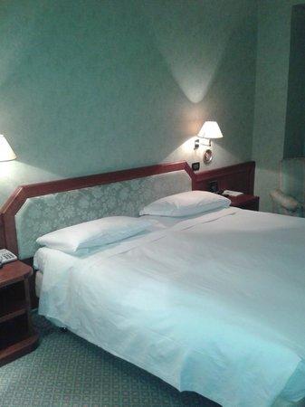 Rizzi Aquacharme Hotel & Spa: Camera classica matrimoniale