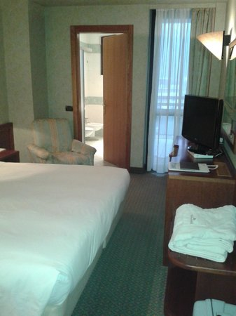 Rizzi Aquacharme Hotel & Spa: Camera classica