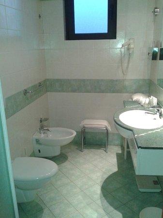 Rizzi Aquacharme Hotel & Spa: Bagno