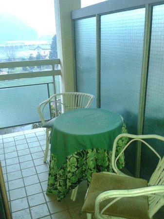 Rizzi Aquacharme Hotel & Spa: Piccolo balconcino
