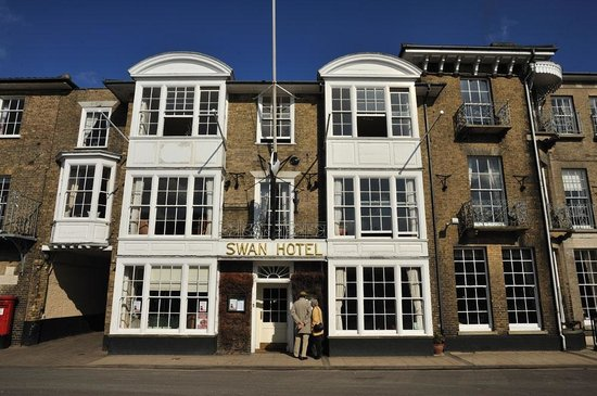 The Swan Hotel: Beautiful Georgian Hotel