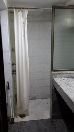 Safina Hotels : Bathroom Ends even before you get in