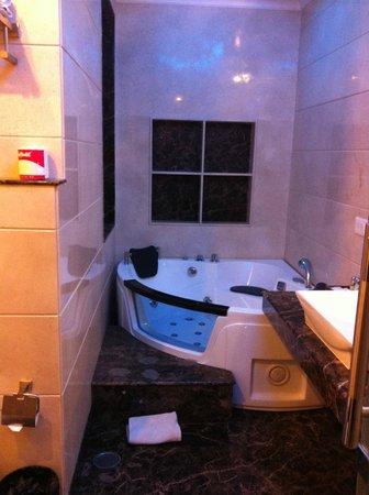 The Grand Vikalp: Bathroom