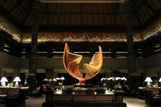 INTERCONTINENTAL Bali Resort : lobby