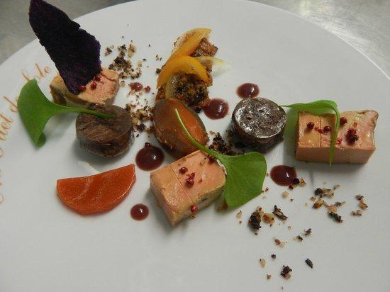 foie gras de canard 39 fa on boeuf bourguignon 39 picture. Black Bedroom Furniture Sets. Home Design Ideas