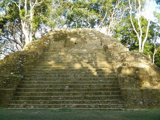 Belize Jungle Dome: Cahal Pech