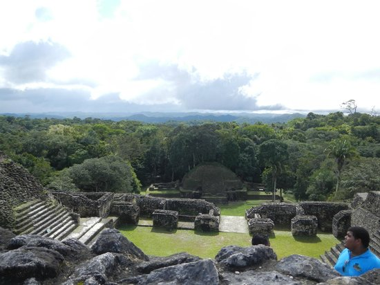 Belize Jungle Dome: Caracol