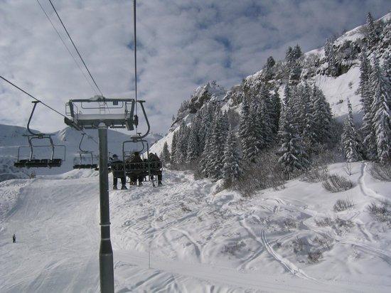Lagrange Prestige Residence Les Fermes de Samoens: Samoens Ski