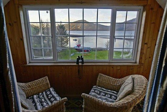 The Glenelg Inn: View from Room 6