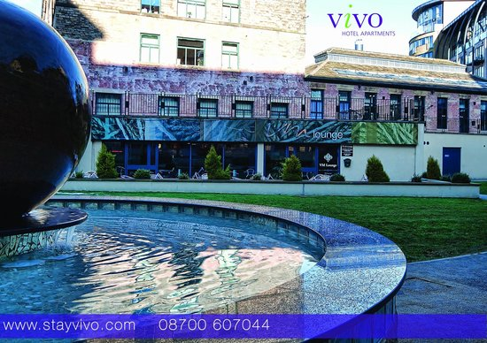 Vivo Serviced Apartments : VM Lounge Bar & Bistro