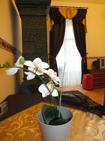 Budapest Best Apartments : орхидеи - в номере!!!