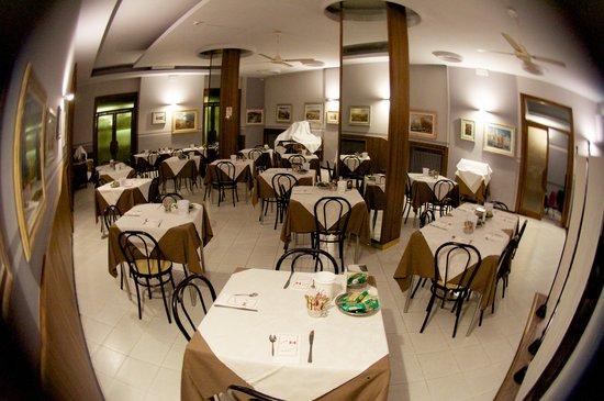 Hotel Milano : La nostra sala colazioni