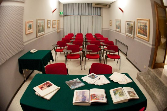 Hotel Milano : La nostra Saletta Meeting