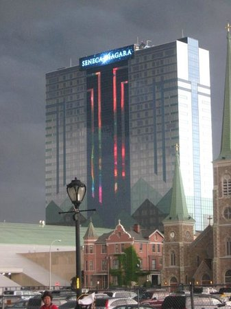 Seneca Niagara Resort & Casino: Seneca Niagara Casino & Hotel