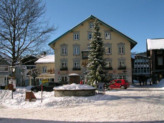 Hotel Adler: Hotel-Ansicht