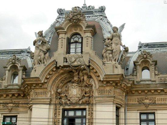 Victoriei Street: Дворец Кантакузино - Национальный музей Джордже Энеску