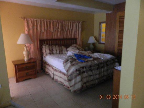 Ole Works Inn: Sleeping Area