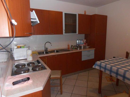 Residence Al Pescatore : CUCINA