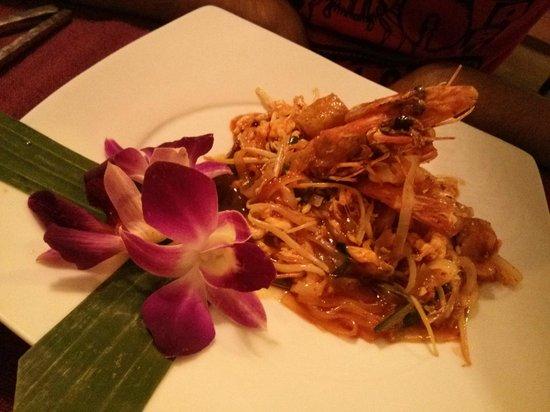 Bussaba Thai Restaurant : Pad thai