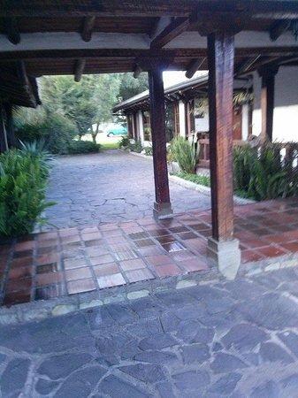 Hacienda Abraspungo: otra galeria