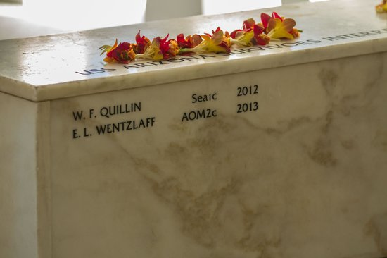 USS Arizona Memorial/World War II Valor in the Pacific National Monument: Photo 2 Continued