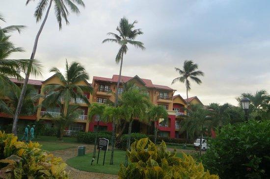 Caribe Club Princess Beach Resort & Spa: room building