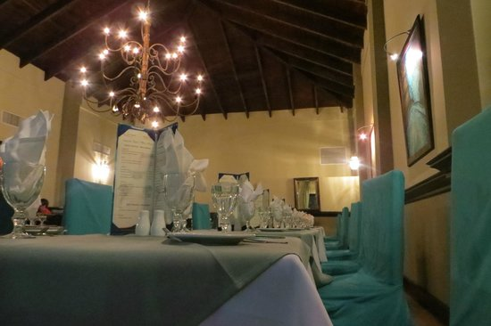 Caribe Club Princess Beach Resort & Spa: Italian restaurant