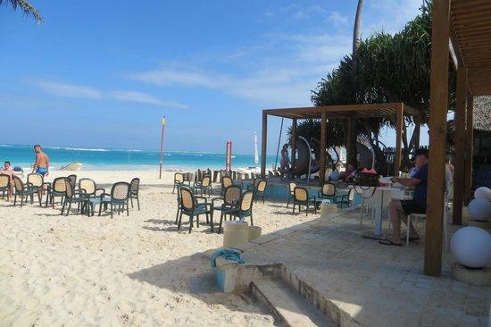 Caribe Club Princess Beach Resort & Spa : Beach bar