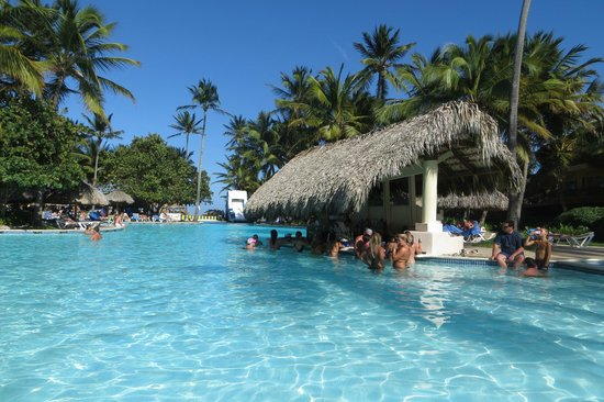 Caribe Club Princess Beach Resort Spa Pool Bar