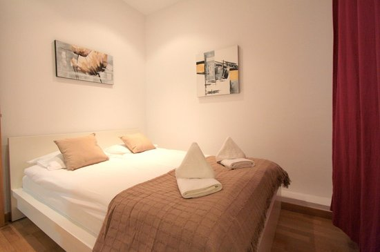 Old Town Apartments Barcelona: Passeig de Gracia Residence