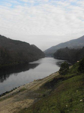 Hotel Jezero: river Drina