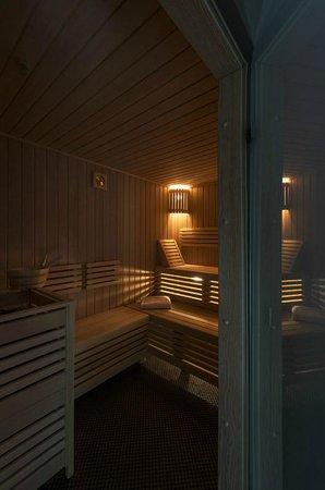 Seven Urban Suites Nantes Centre : Sauna