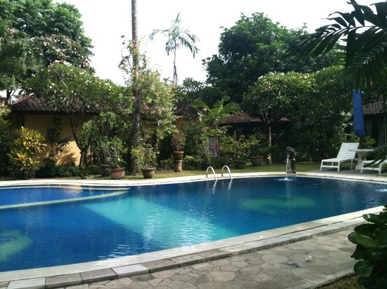 Puri Dalem Hotel: Swimming pool