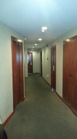HLG CityPark Pelayo Hotel: Pasillo