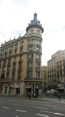 HLG CityPark Pelayo Hotel: Hotel