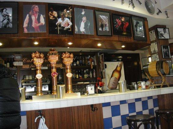 Casa Torcuato: Interior restaurante
